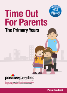 Time Out For Parents-The Primary Years Handbook TOPPYH - WEB