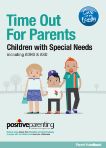 Time Out for Parents - Special Needs Handbook TOPSNH - WEB