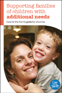Church guide - additional needs