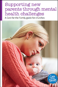 Church guide - new parents