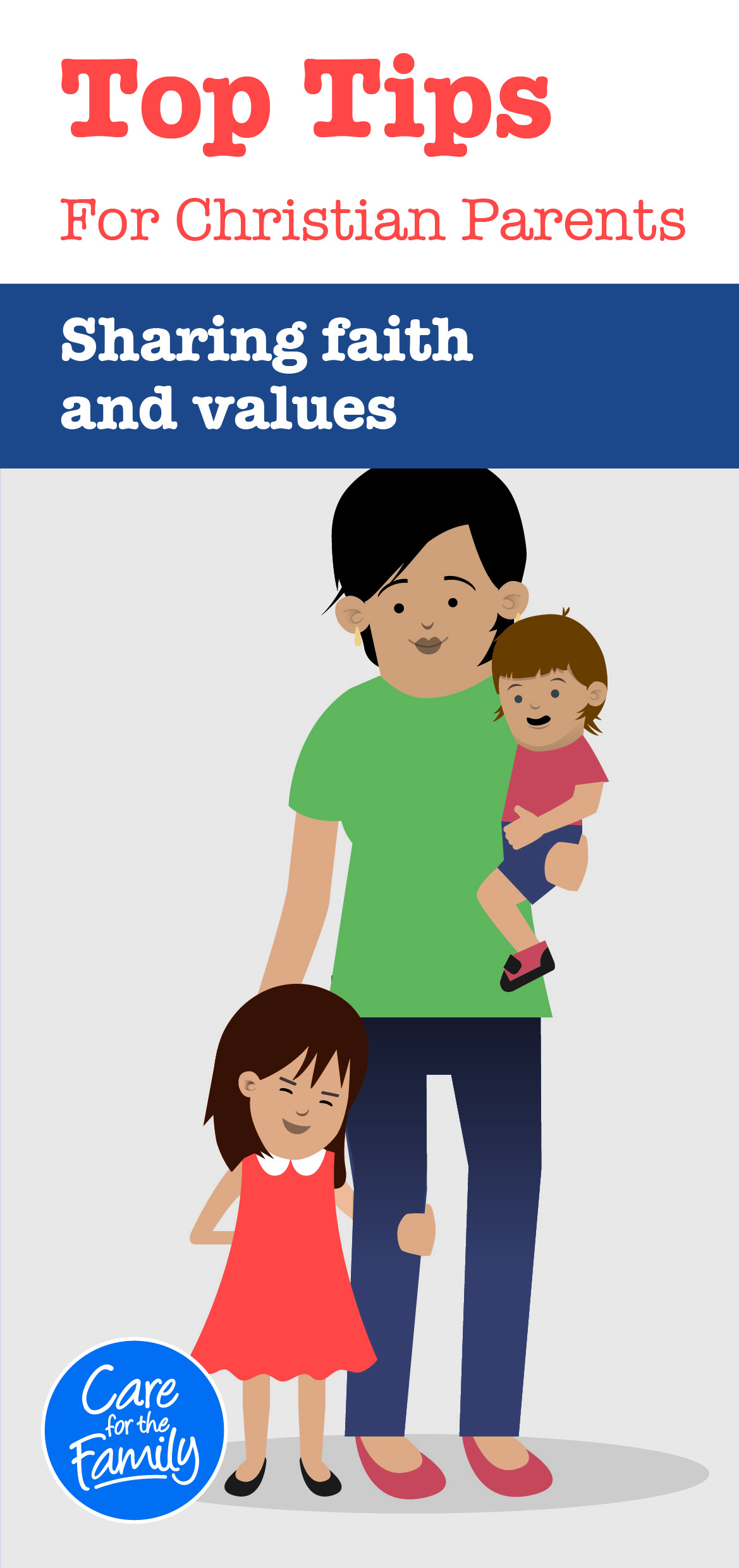 Top Tips for Christian Parents